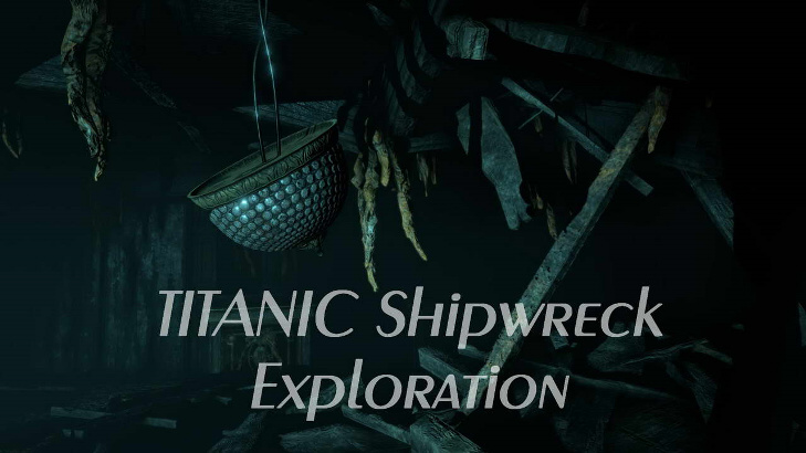 TITANIC Shipwreck Exploration gamepad issue or no sound problem or