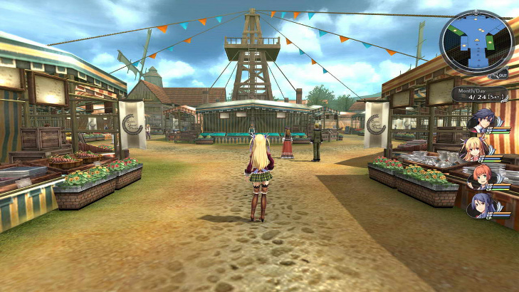 The Legend of Heroes: Trails of Cold Steel gamepad issue or no sound